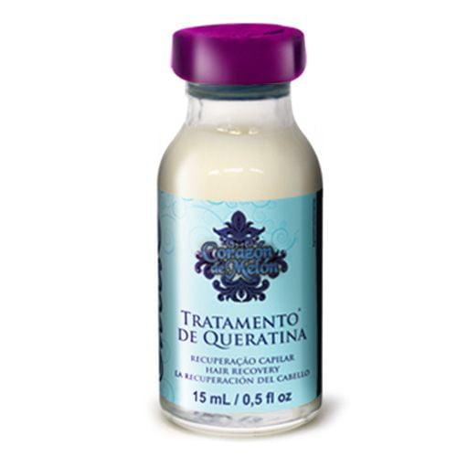 Tratamento Queratina 15ml Corazón de Melón Sweet Hair
