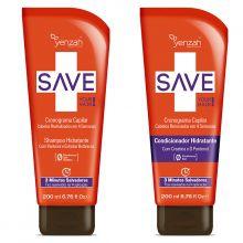 Save Your Hair Shampoo e Condicionador - Yenzah