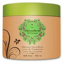 Macadamia Oil Premium Máscara - Inoar