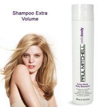 extra-body daily shampoo - sem sal - paul mitchell