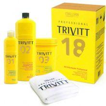 Kit Hidratação Profissional 18 - Trivitt