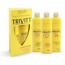 Kit Manutenção Hidratante 300ml - Trivitt