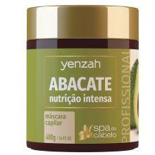 Spa do Cabelo Abacate - Nutrição Intensa - Yenzah