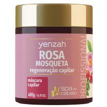 Spa do Cabelo Rosa Mosqueta - Regeneração Capilar - Yenzah