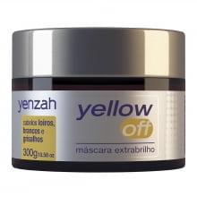 Yellow Off - Máscara Extrabrilho - Yenzah