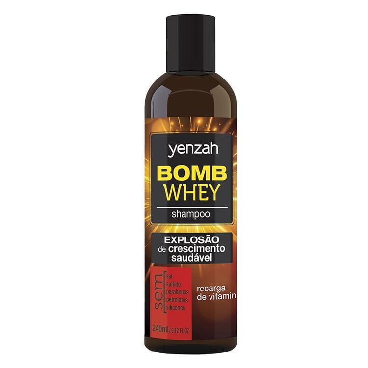 Whey Bomb Shampoo 240ml - Yenzah