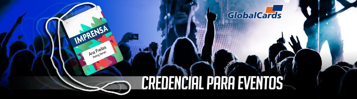 Credencial Eventos Globalcards