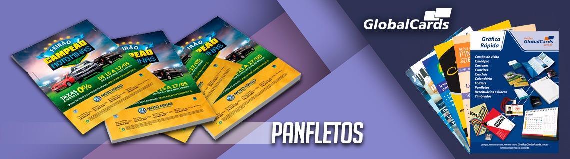 Panfleto e Folder