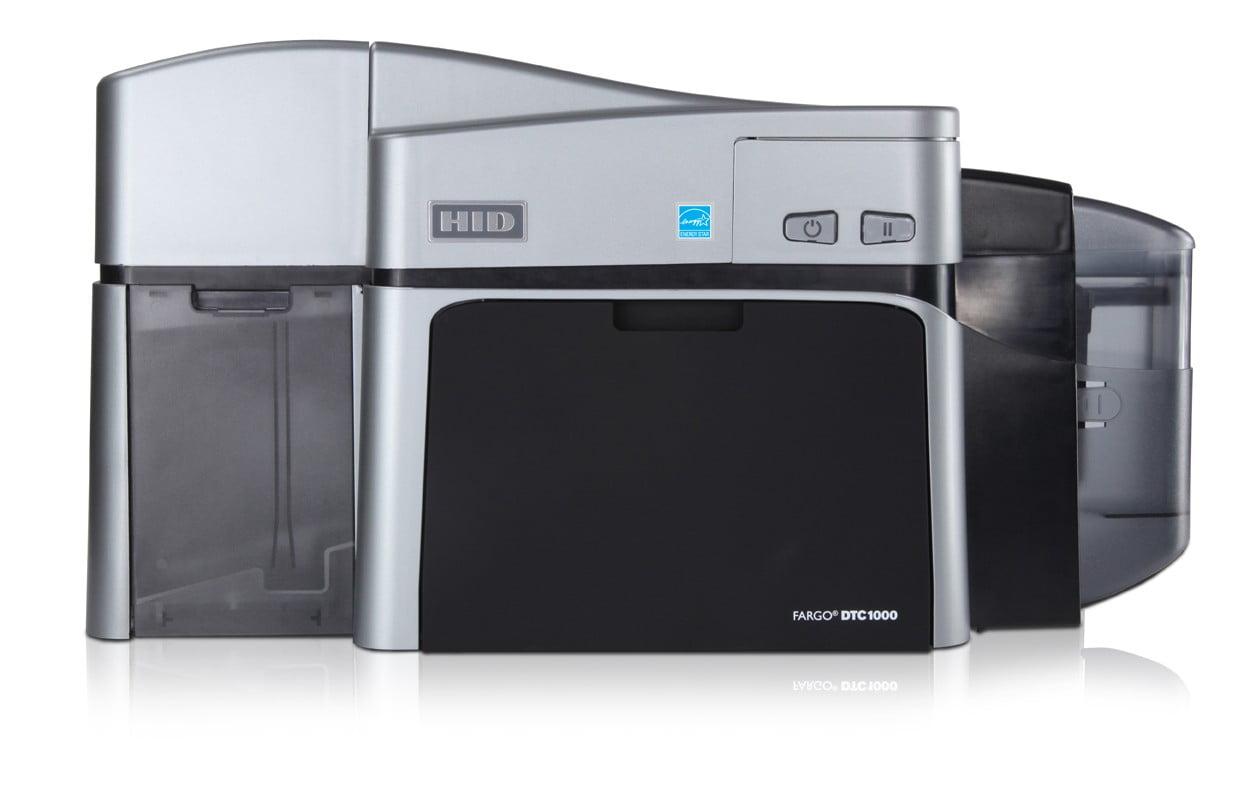 Impressora de Cartão PVC Fargo DTC1000 Dual Sided - F47100