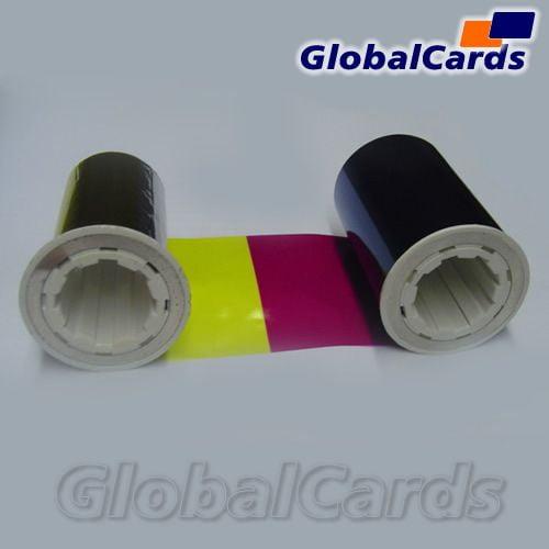 Ribbon IITA Colorido 10010-201BR YMCKO - 200 impressões para Impressora iita plus ou iita max