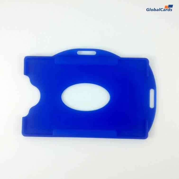 Protetor Crachá Rígido Universal (1 unid.) Azul