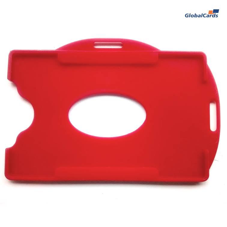 Protetor Crachá Rígido Universal (1 unid.) Vermelho