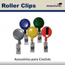 Clips Retrátil (roller clips),  Iô Iô redondo