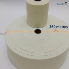 Bobina Térmica para Relógio de Ponto 57mmx360m