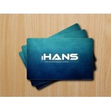 Cartões Programa de Fidelidade PVC 0,76mm