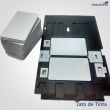 Cartão PVC para Impressoras Jato de Tinta Epson Inkjet (c/25)