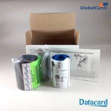 Ribbon Datacard SD260 SP35 SP55 Preto Black HQ 532000-053 - 1500 imp. substitui 552954-501