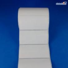 Etiqueta Adesiva Couchê 100x50mm x 1 coluna