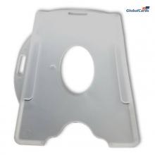 Protetor Crachá Rígido Universal Transparente 88x57mm (100 un)