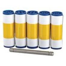 Rolete de Limpeza Magicard para Enduro #3633-0054 (5 refis e 1 bastão)