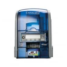 Impressora de Cartão PVC - Datacard SD360 Dual Sided Automática