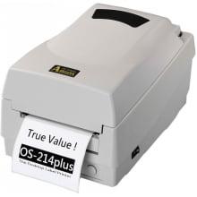 Impressora de Etiquetas Argox OS-214 Plus, 203dpi, Serial, USB e Paralela, DT/TT