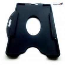 Protetor Crachá Rígido Universal Preto 88x57mm (1 unid)