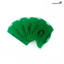 Protetor Crachá Rígido Universal (1 unid.) Verde