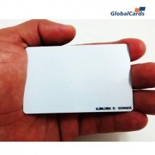 Cartão Smartcard sem contato RFID 13,56mhz  MIFARE® 1Kb  Branco  (100 unidades)