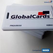 Cartão Proximidade PROX 9000 HID Clamshell ABS