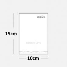 Receituários / Recibos Blocos ou Comandas Sulfite 75g Preto Branco 10x15cm 1x0 cores com 25 Unidades