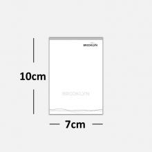 Receituários / Recibos Blocos ou Comandas Sulfite 75g Preto Branco  7x10cm 1x0 cores com  5 Unidades