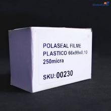 Polaseal Filme Plástico  66x99x0,10 (250micra) para CIC antigo