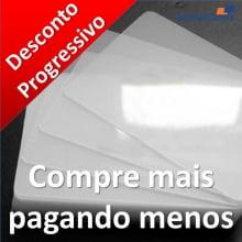 Polaseal Filme Plástico  80x110x0,10 (250micra) para RG ou PIS