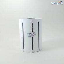 Etiqueta Cartão 120gr 100x 30mm 1 coluna