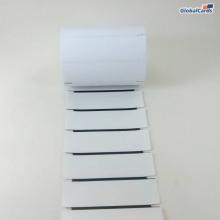 Etiqueta Cartão 120gr 100x30mm x 1 coluna