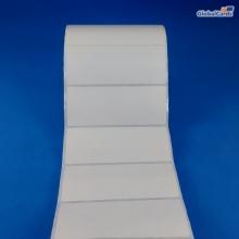 Etiqueta Adesiva Couchê 100x40mm x 1 coluna