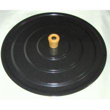 Tampa de Aço Esmaltado 37,5 cm