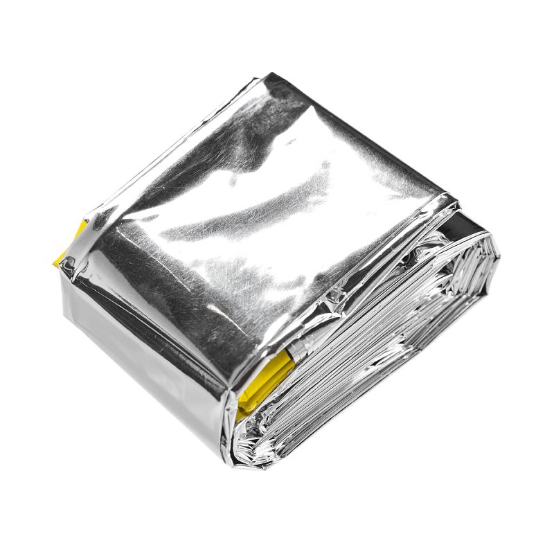 Saco de Dormir de Emergência Alumínio