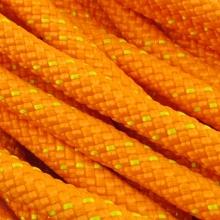 Corda Semi Estática K2 10,5mm Laranja 50 Mts Rapel Alpimonte