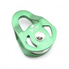 Polia Simples Oscilante Pequena Corda até 12mm 28kN APPOS12