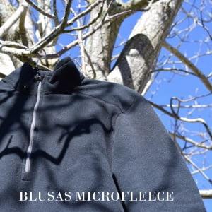 Blusas Microfleece