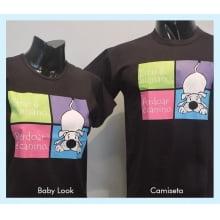 Bem do Gato | Camiseta Perdoar é Canino