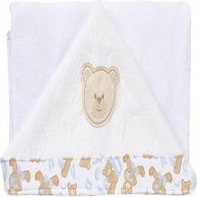Toalha com capuz ABC dos ursos