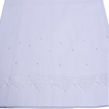 Cueiro lençol de xixi renda renascença poá rosa