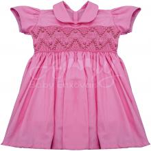 Vestido casinha de abelha rosa 2 anos - ATACADO