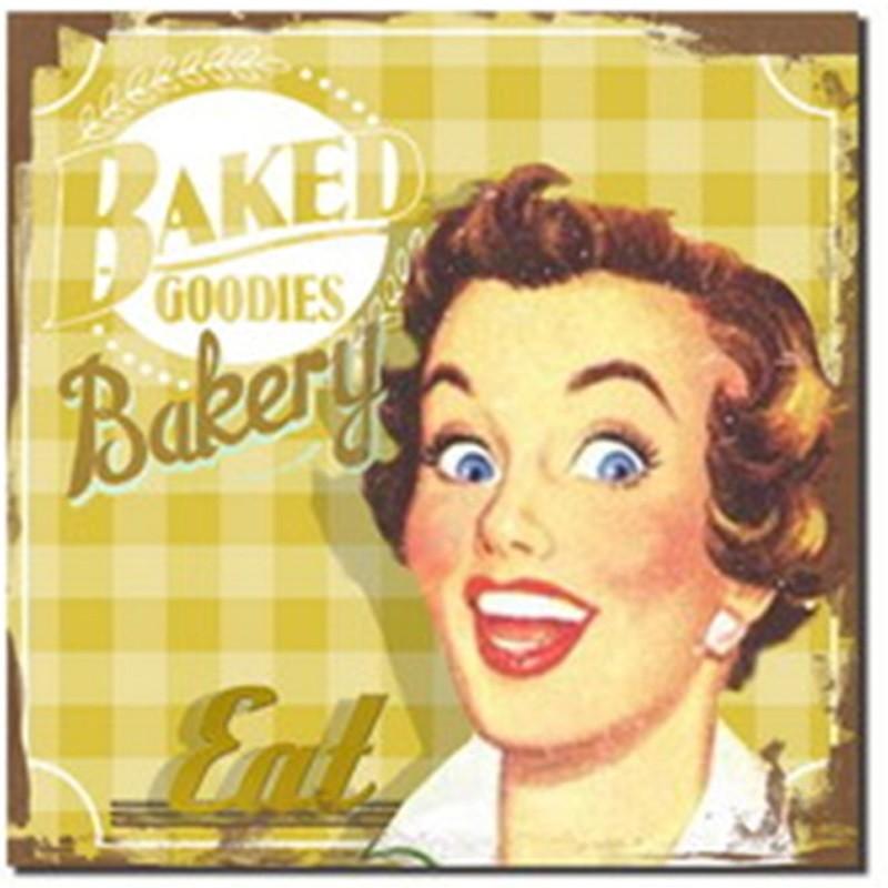 Eat Baked- Quadros