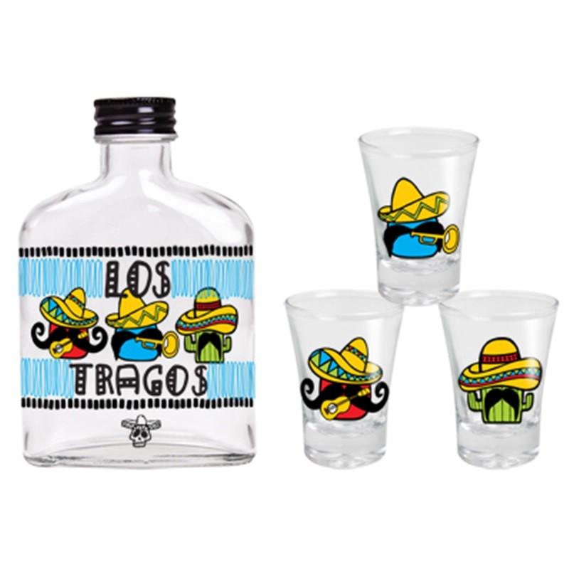 Kit Tequila - Los 3 Tragos