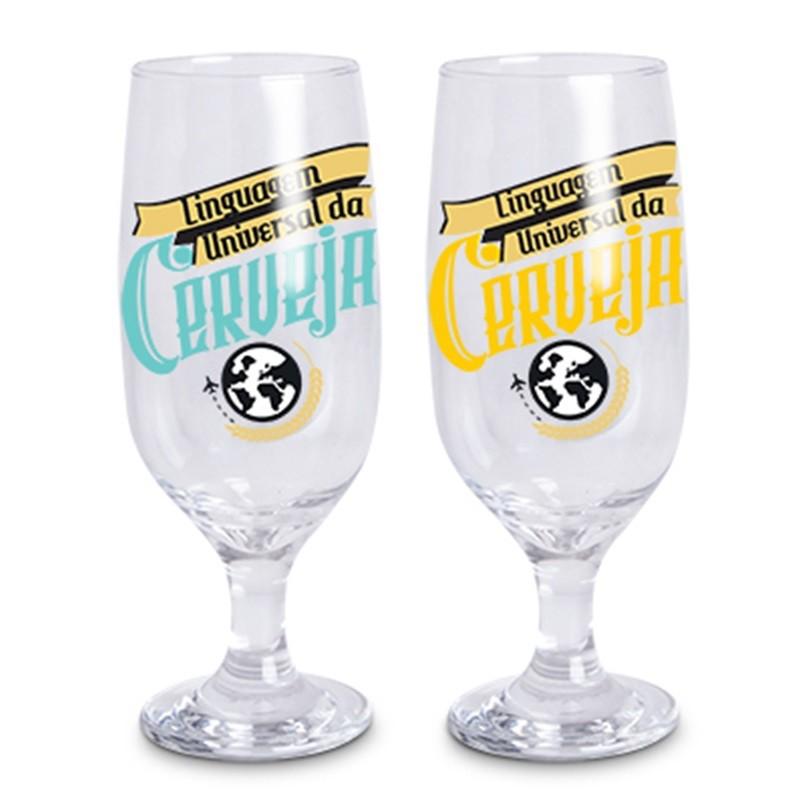 Conjunto - Linguagem Universal da Cerveja