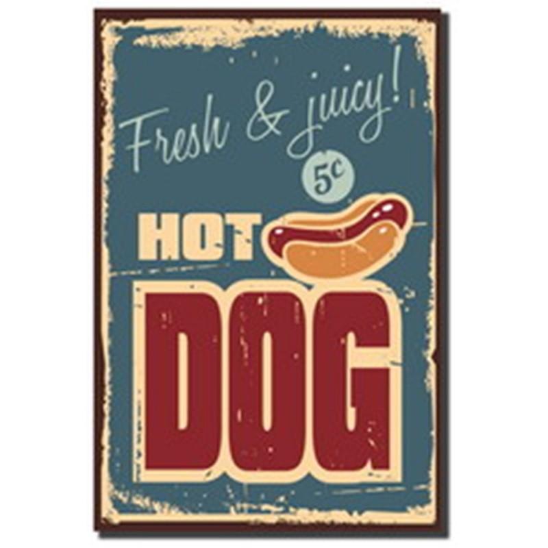 Hot Dog- Quadros